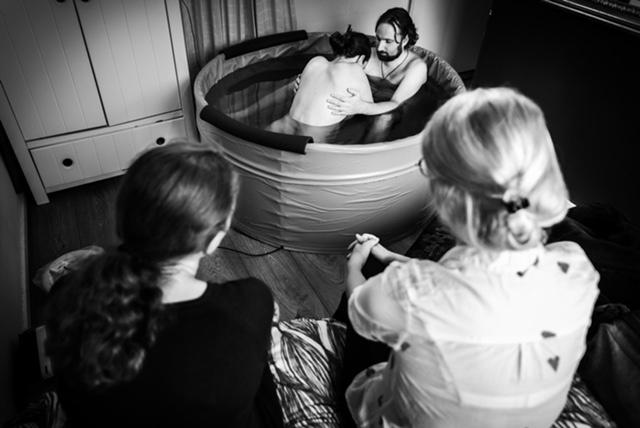 Maak kosteloos gebruik van ons beval bad!